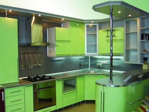 Мебель для кухни в Осинниках